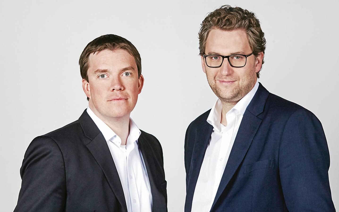 Audibene Founders, Marco Vietor & Paul Crusius